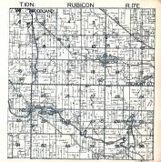 Rubicon Township, Woodland, Fremont City, Neosho, Dodge County 192x